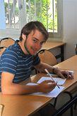 Pierre, 3ème concours Kiné Marseille 2010, il a choisi d'aller en médecine !